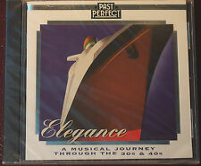 Rare Elegance Musical Journey 30s 40s Past Perfect 20 Trks MINT Sealed New CD