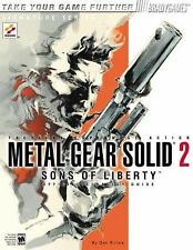 Metal Gear Solid 2: Sons of Liberty Official Strategy Guide (Bradygames Take Y..