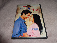 Return to Me DVD David Duchovny & Minnie Driver RARE & OOP!!