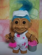 "HOUSE PAINTER - 5"" Russ Troll Doll - NEW IN ORIGINAL WRAPPER"