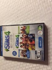 The Sims 4 Gift Bundle PC NEW. Includes Sims 4,Dine out & Movie Hangout Stuff