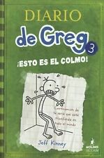 Diary of a Wimpy Kid -- Spanish Version: Esto Es el Colmo (the Last Straw) 3...