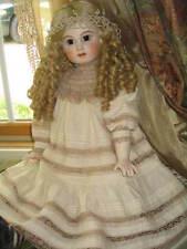 Dress Slip Pantaloons 4 Porcelain Doll Antique French German Repro Loveless