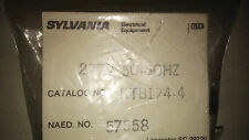 JOSLYN CLARK KTB174-4 NEW IN PACK 277V COIL SEE PICS SYLVANIA #A76