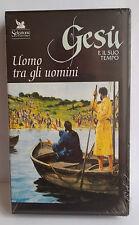 FILM VHS () Gesù e il suo tempo n.2 Uomo tra gli uomini - Sigillata -