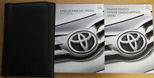 Toyota Land Cruiser 150 Prado Manual Manual Navi cartera 2014-2017 Pack 13159