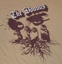 The Donnas Ringer Size Small  T-Shirt Get Skintight, Gold Medal, Spend the Night