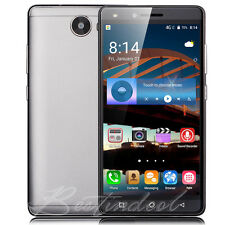 3G Android 6.0 Cell Phone Unlocked Dual SIM Quad Core Smartphone GPS Net10 5''