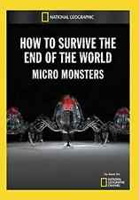 How to Survive the End of the World: Micro Monsters  DVD NEW