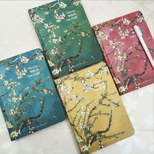 """Painting Flowers"" 1pc Hard Cover Lined Paper Diary Planner Notebook Journal"