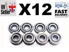 12 X QUALITY UPGRADE DRIVE GEAR BEARINGS DRONE HEXACOPTER WL TOYS V323 V333 V262