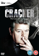 Cracker: The Complete Collection DVD Box Set NEW