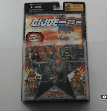 Action Force/GI Joe Cobra 25th Drednok Torch and Ripper MOC Comic 2 pack