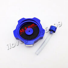 Blue Tank Cap Cover For XR50 CRF50 KLX110 SSR TTR Chinese Pit Dirt Trail Bike