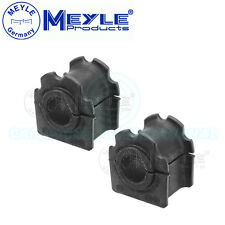 2x Meyle (Germany) Anti Roll Bar Bushes Rear Axle Left & Right No:18-14 615 0002