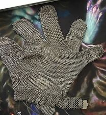 Stainless Steel Mesh Cutting Glove Large