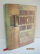 The International Inductive NASB Study Bible by Precept Ministries