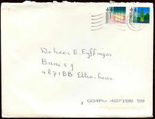 Netherlands 2007 Cover To Rotterdam #C19896