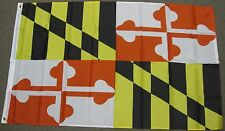 3X5 MARYLAND STATE FLAG MD FLAGS STATES NEW USA US F248