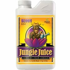 Advanced Nutrients Jungle Juice Bloom 1 Liter - 3 part base plant hydroponics
