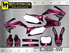 Honda CRf 450R 2009 up to 2012 Moto StyleMX graphics decals kit stickers