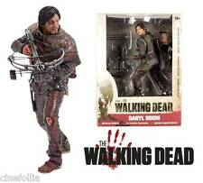 Action Figure Daryl Dixon Survivor ed. deluxe The Walking Dead 10-Inch McFarlane