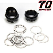 Rear Gearbox Bearing Inserts,Alum LOSA4454 LOSI 8 Fast shipping+ tracking