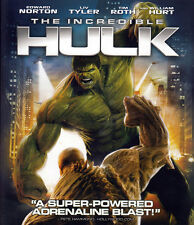 The Incredible Hulk New Blu-ray