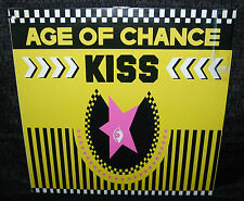 AGE OF CHANCE Kiss (1987 U.S. 3 Track Picture Cover Promo 12inch)