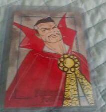 Fantastic Four Archives Dr. Strange Sketch Card by Anthony Wheeler