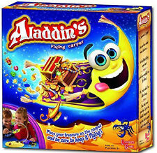 ALADDIN'S FLYING CARPET GAME BRAND NEW SEALED BOX! FREE UK POST! AGE 4+
