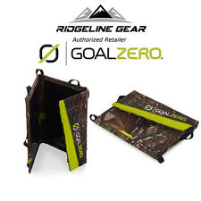 GOAL ZERO Nomad 7 V2 Solar Panel Camo/RealTree Portable Charger