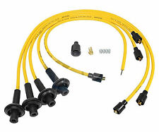 TAYLOR SPIRO 8MM YELLOW IGNITION SPARK PLUG WIRES VW BUGGY BUG TRIKE GHIA THING