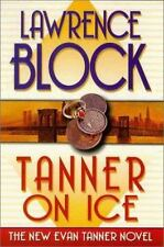 Tanner on Ice Block, Lawrence Hardcover