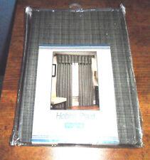 """NorthCrest Home Hobbs Plaid 84"""" Rod Pocket Panel"""