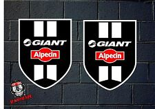 PEGATINA STICKER  ADESIVI AUFKLEBER DECAL GIANT TEAM  ALPECIN