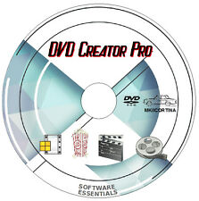 DVD Creator Pro-convertir cualquier video a DVD software de PC DVD +! Regalos!