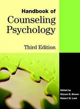 Handbook of Counseling Psychology-ExLibrary