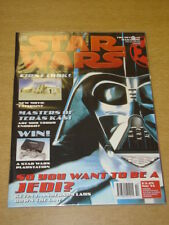 STAR WARS OFFICIAL MAGAZINE #14 VF TITAN UK MAGAZINE DARTH VADER TERAS KASI US
