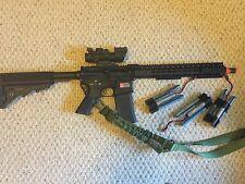 """G&P M4 Full Metal Airsoft AEG Rifle - Noveske 13.5"""" Keymod"""