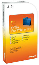 Microsoft Office 2010 Pro Plus - 1 PC Download License