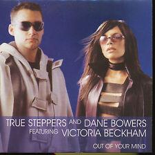 VICTORIA BECKHAM TRUE STEPPERS DANE BOWERS CD SINGLE EU