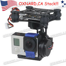 3-Axis Brushless Gimbal Camera Mount with 32bit Storm32 Controller Gopro 3 4 USA