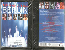 VHS - TAKE THAT, LIVE IN BERLIN - SPRING 1994 - BMG VIDEO - BOX RIGIDO