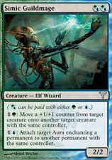 *MRM* FR 2x Ghildmage de Simic (Simic Guildmage) MTG Dissension