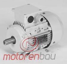Energiesparmotor IE2, 1,1kW, 1500 U/min, B3, 90S, Elektromotor, Drehstrommotor