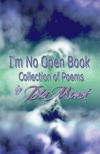 I'm No Open Book : Collection of Poems by Dia Monet (2014, Paperback)