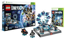 LEGO Dimensions Starter Pack - Microsoft Xbox 360 (71173)  ☆☆☆☆ 〖Brand New〗 ☆☆☆☆