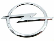 Genuine New OPEL BLITZ BOOT BADGE for Vauxhall Astra H Estate & Van & Zafira B
