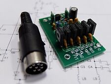 Band decoder ICOM LPF amplifier antenna switch with 8 pin connector